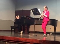 Abbi's Junior Recital