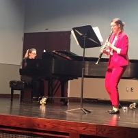 Abbi's Junior Recital